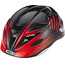 ABUS Hubble Helmet red scratches